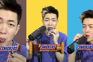 Muzyczna kampania marki Snickers