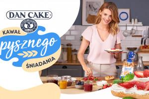 Dan Cake startuje z kampanią telewizyjną Bułeczek Mlecznych