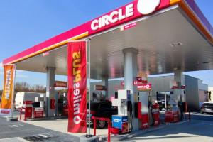 100 stacji Circle K działa we franczyzie