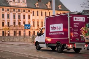 Frisco.pl już w Poznaniu. Sprzedaż w Warszawie to 63,6 mln zł, a we Wrocławiu 4,8...