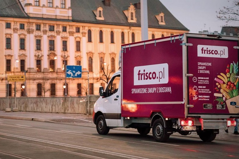 Frisco.pl już w Poznaniu. Sprzedaż w Warszawie to 63,6 mln zł, a we Wrocławiu 4,8 mln zł