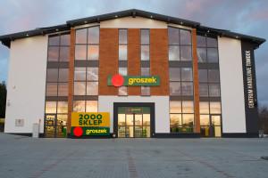 Sieć Groszek liczy 2 tys. sklepów