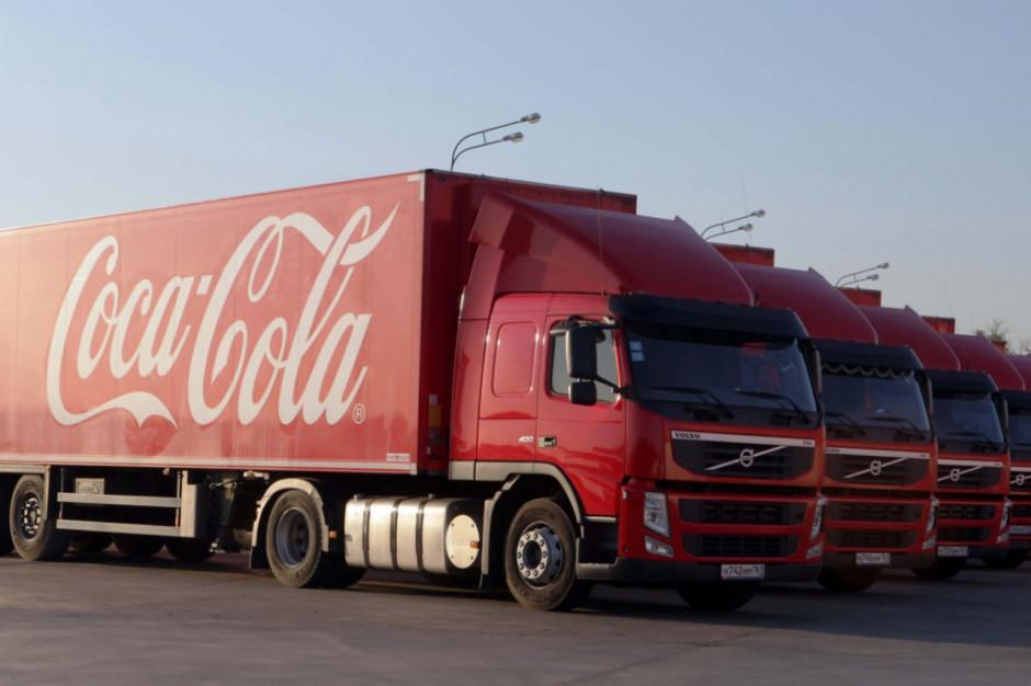 Coca-Cola umożliwia klientom śledzenie dostaw w czasie rzeczywistym