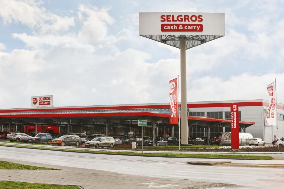 Selgros: 2,2 mln zarejestrowanych klientów i 51 mln zł zysku