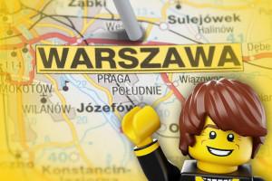LEGO z pierwszym oficjalnym sklepem w Polsce