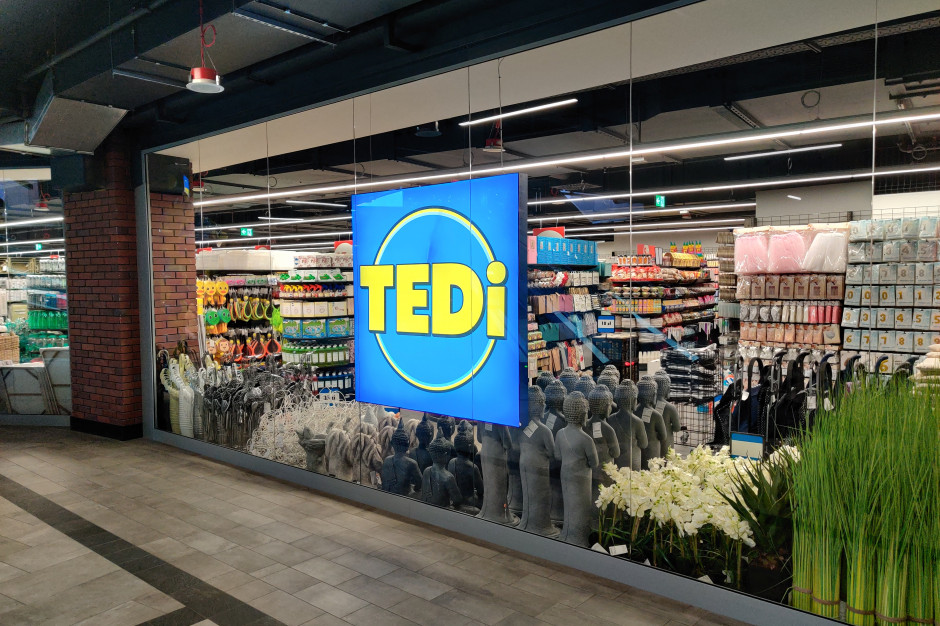 Sieć TEDi powiększyła się o salon w Galerii Stara Ujeżdżalnia