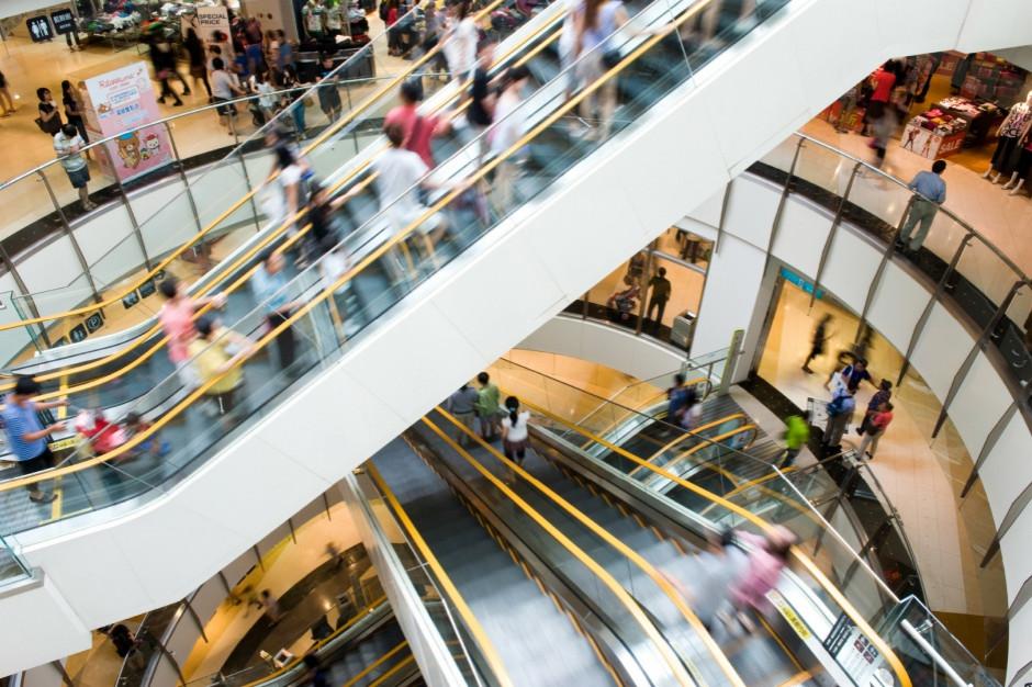 Centra handlowe będą szukać nowych dróg dotarcia do klienta