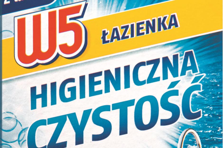 Lidl wprowadził detergent marki W5 w formie rozpuszczalnych tabletek
