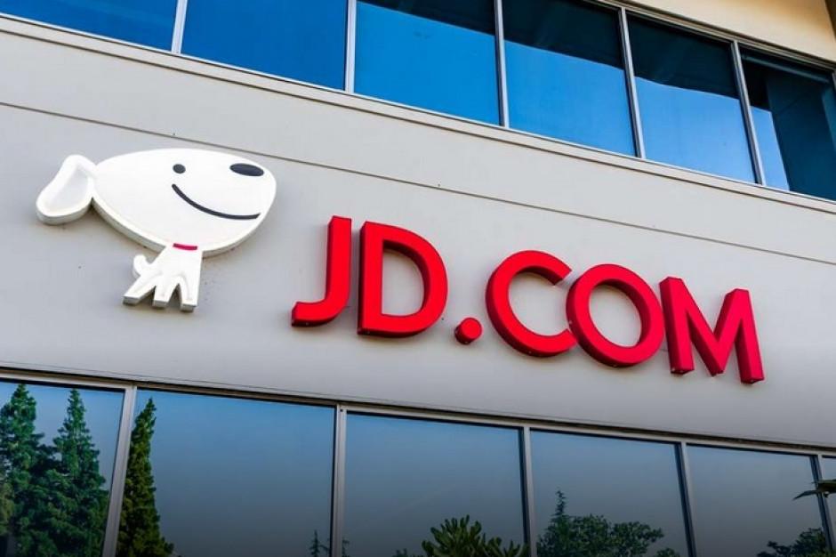 JD.com z wynikami powyżej oczekiwań, 500 mln aktywnych użytkowników