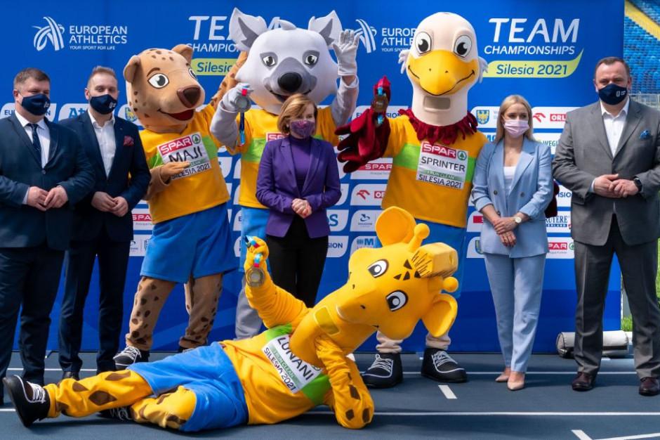 SPAR głównym partnerem Drużynowych Mistrzostw Europy w Lekkoatletyce