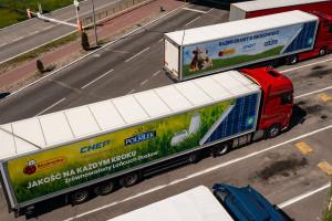 Koalicja Biedronki, Polmleku i CHEP w łańcuchu dostaw