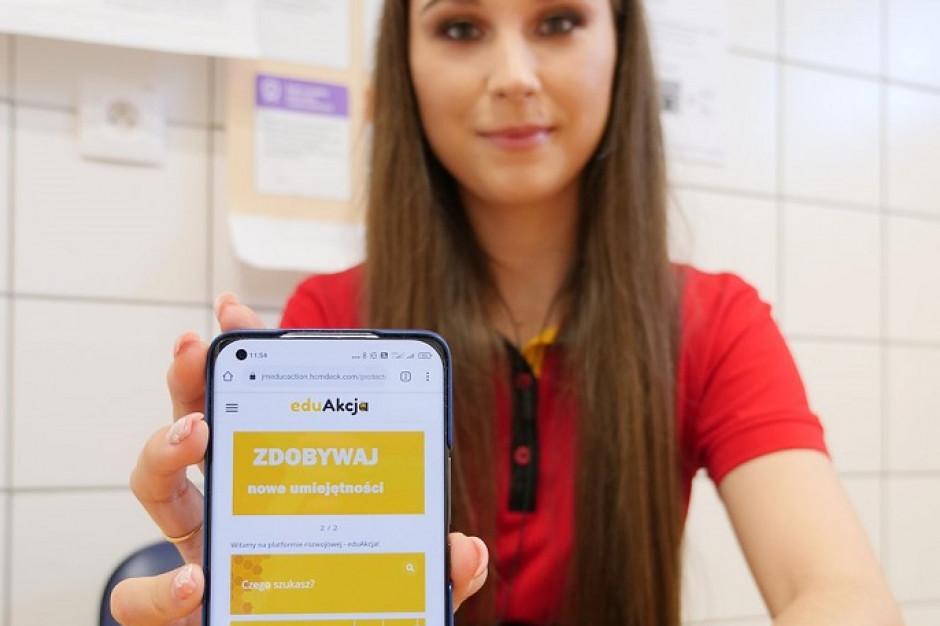 Biedronka z platformą rozwojową dla pracowników