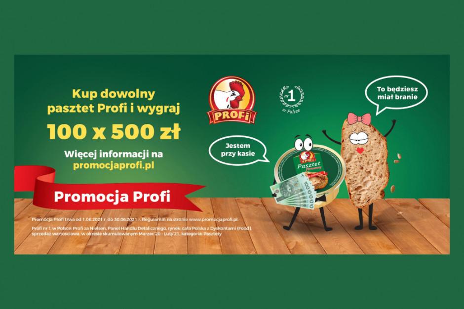 Nowy konkurs konsumencki marki Profi