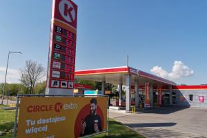 Circle K z blisko 380 stacjami