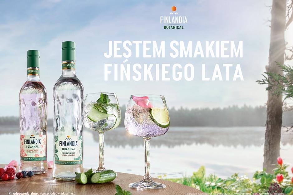 Marka Finlandia wypuszcza na rynek nową serię alkoholi