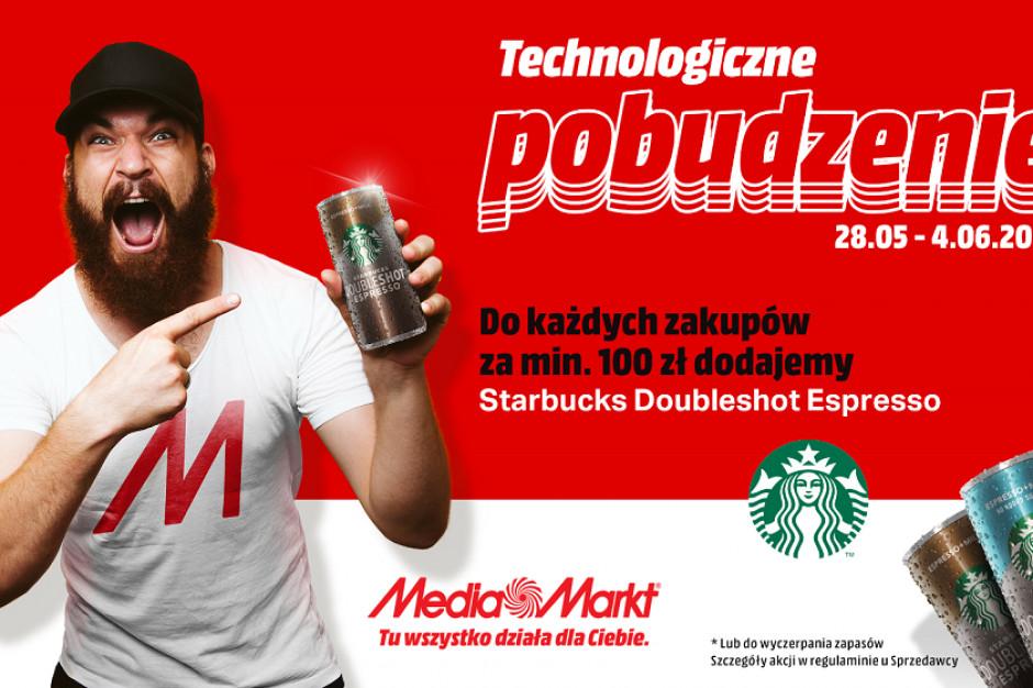 MediaMarktSaturn Polska i marka Starbucks we wspólnej kampanii