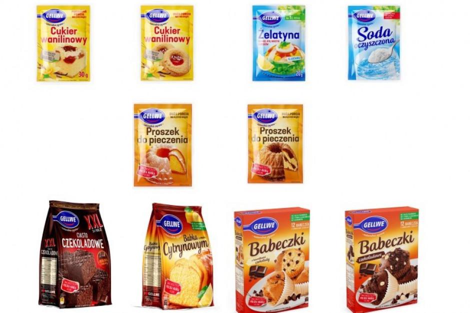 FoodCare musi wycofać z rynku osiem produktów Gellwe