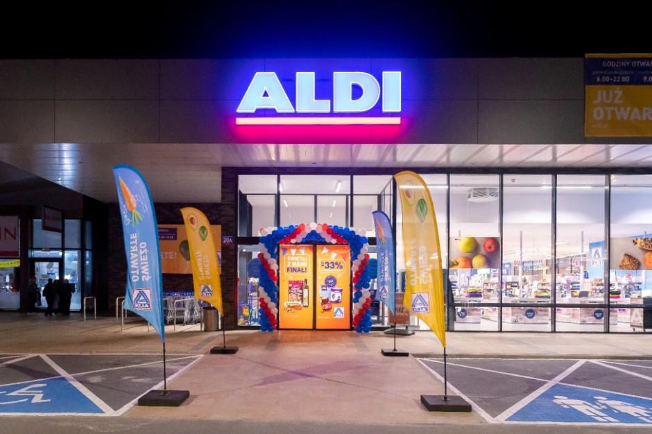 Aldi i kolejne Netto otwierają sklepy po Tesco