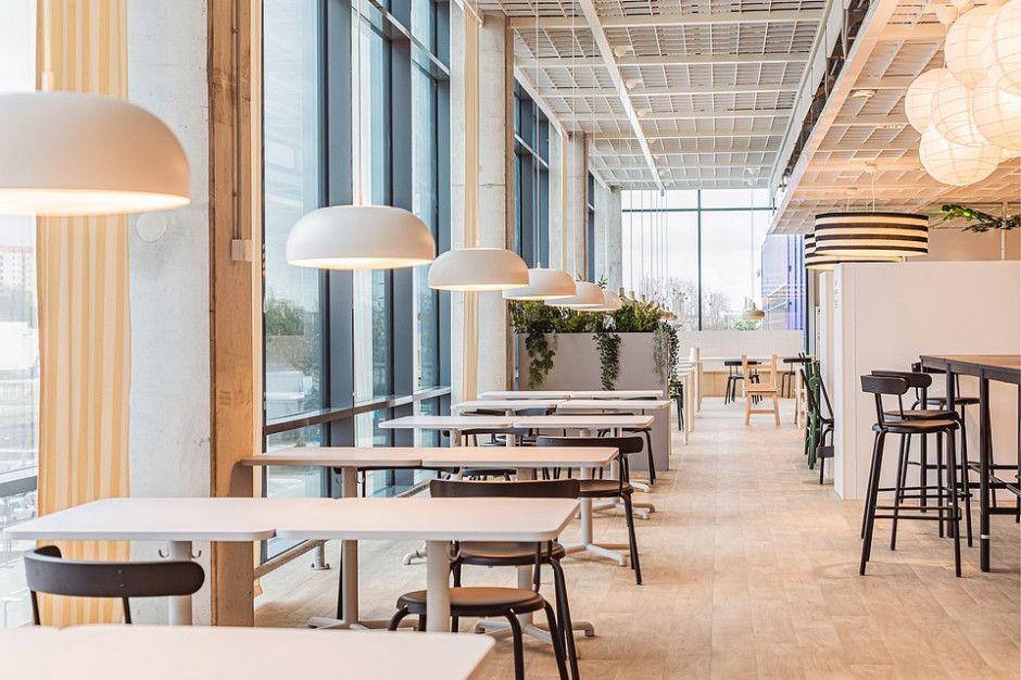 IKEA: 40 proc. posiłków w naszych restauracjach to dania wegeteriańskie