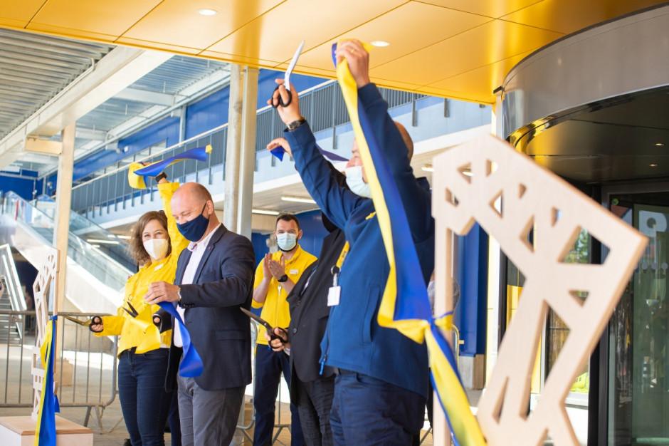 IKEA otwiera 12. sklep w Polsce w 60. rocznicę obecności marki w naszym kraju