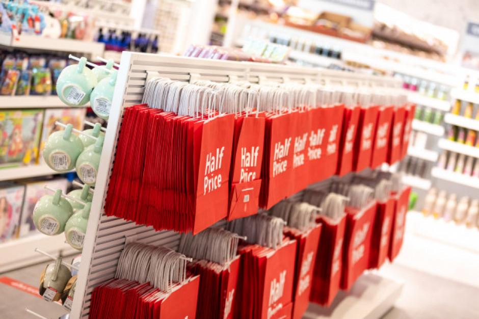 W ciągu miesiaca sklepy Half Price odwiedziło ponad 400 tys. osób