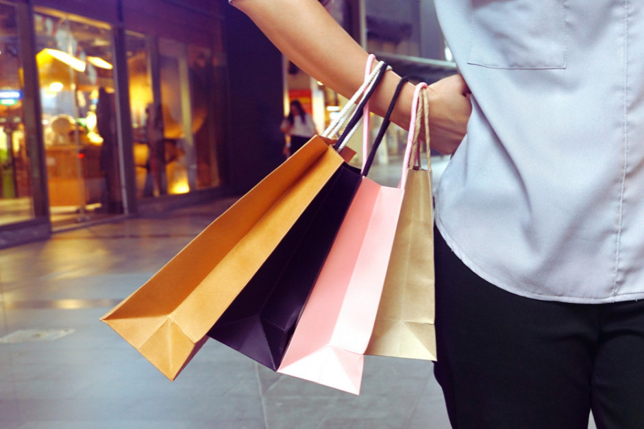 Konsumenci w wyraźnie lepszych nastrojach