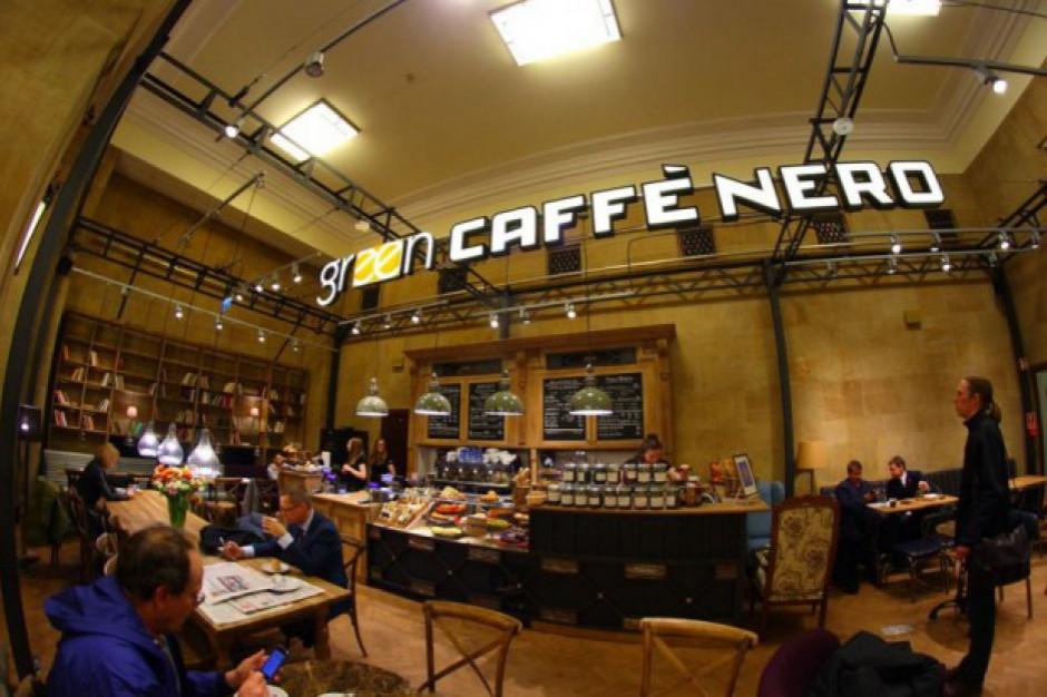 7,3 mln zł straty Green Cafe Nero. W trudnym czasie pomógł bank i PFR