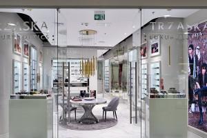 Marka Trzaska Luxury&Optics wybrała DM Klif na nowy salon