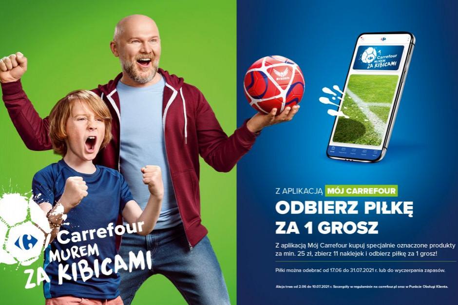 Carrefour przygotował promocję dla fanów piłki nożnej