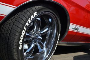 Goodyear skorzystał z zastrzeżenia znaku towarowego po 80 latach