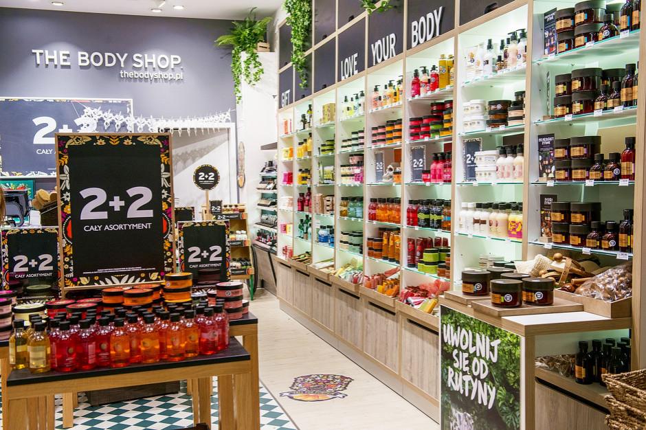 The Body Shop chce być w 100 proc. wegański