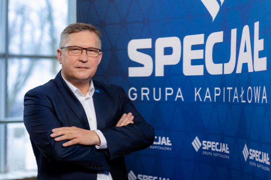 GK Specjał zarezerwował na inwestycje 200-300 mln zł