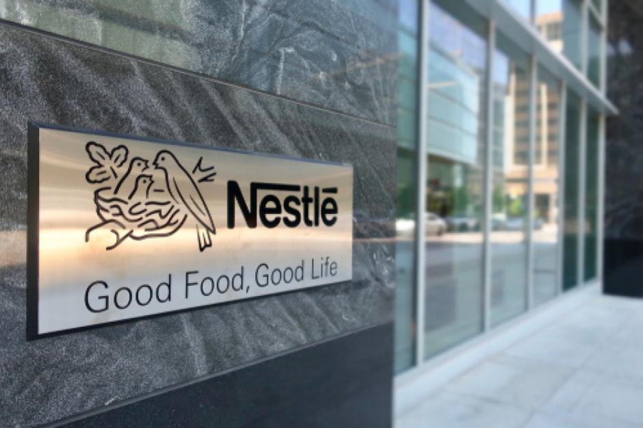 Firma Nestle przyznaje, że 60 proc. jej produktów spożywczych jest niezdrowa