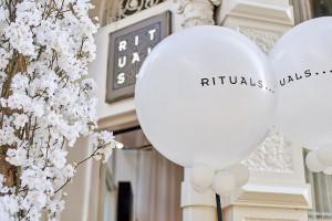 Salon marki Rituals w Galerii Bałtyckiej i Sadyba Best Mall