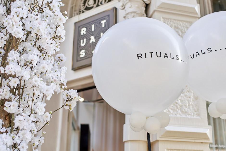 Salon luksusowej marki Rituals w Galerii Bałtyckiej