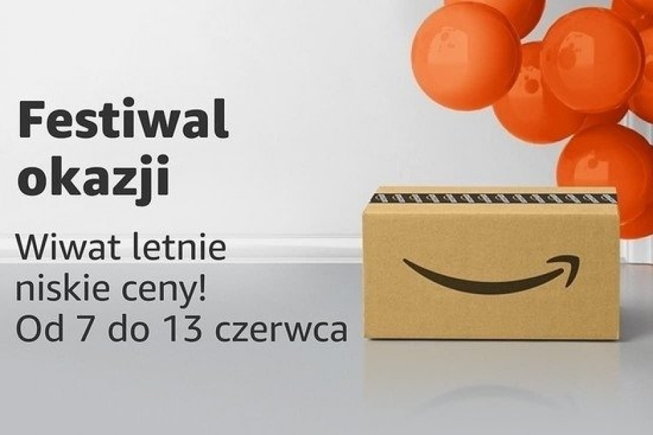 Rusza Festiwal Okazji na Amazon