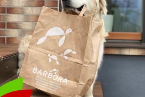 Zamówienia z Barbora realizowane wyłącznie w papierowych torbach