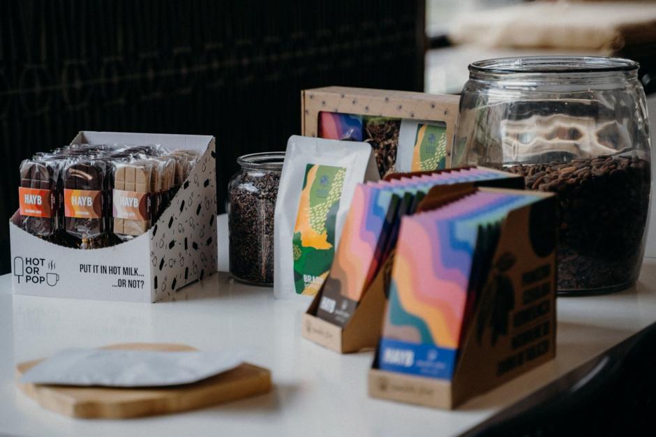 Manufaktura Czekolady Chocolate Story i palarnia kawy HAYB ze wspólnym projektem