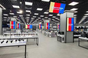 Cyfrowe nośniki Nanovo we flagowym sklepie RTV Euro AGD