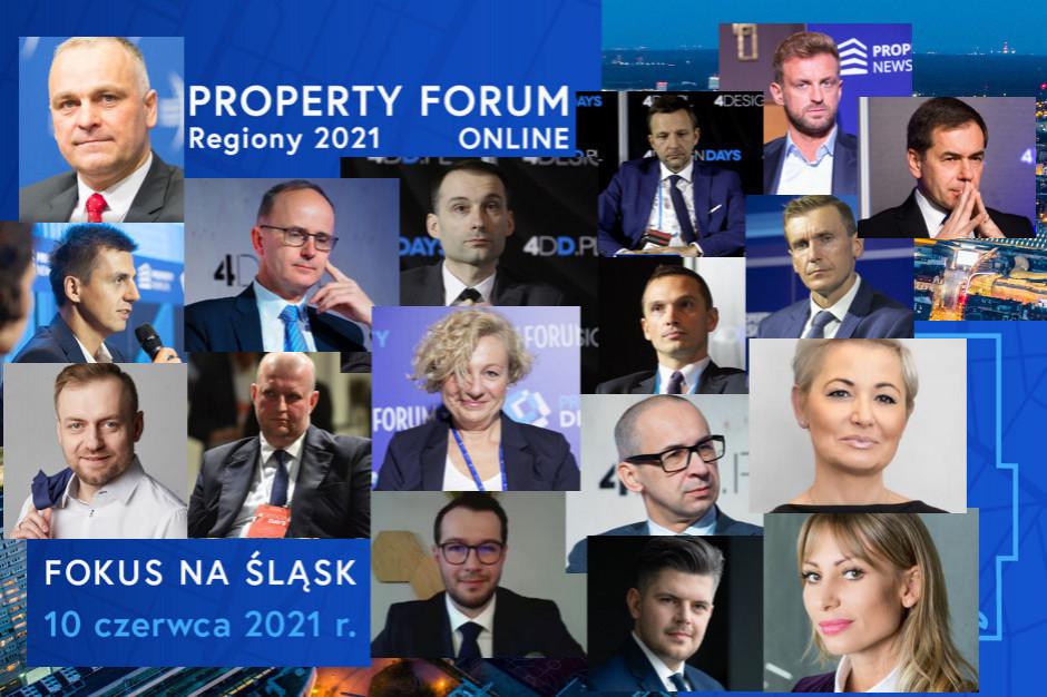 Property Forum Śląsk Online już 10 czerwca