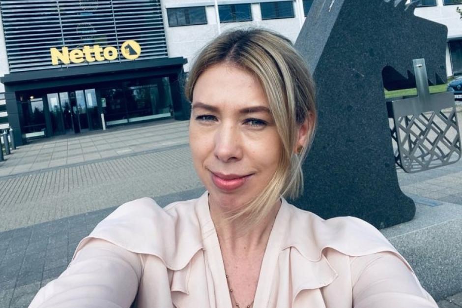 Patrycja Kamińska szefową działu PR w Netto. Ma doświadczenie w Lidlu