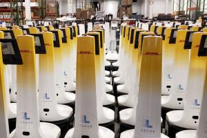 2000 robotów w DHL Supply Chain