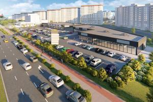 W Gdańsku powstanie nowy park handlowy. Otwarcie za rok