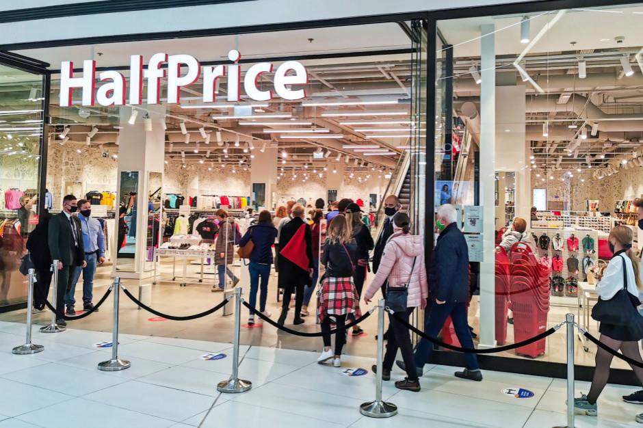 Flagowy sklep Halfprice otwiera się w centrum Warszawy