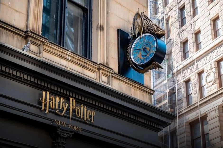 Harry Potter ma swój sklep (galeria)