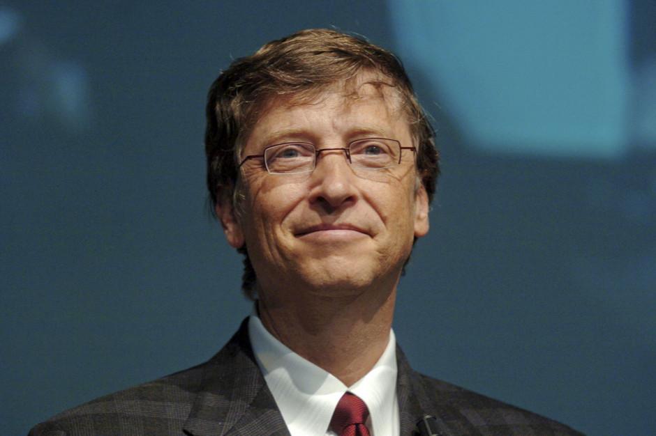 Bill Gates dostawcą McDonald's