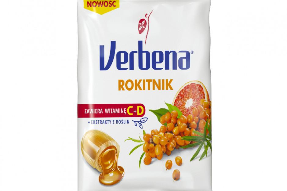 Verbena cukierki ziołowe ROKITNIK Z WIT. C I D