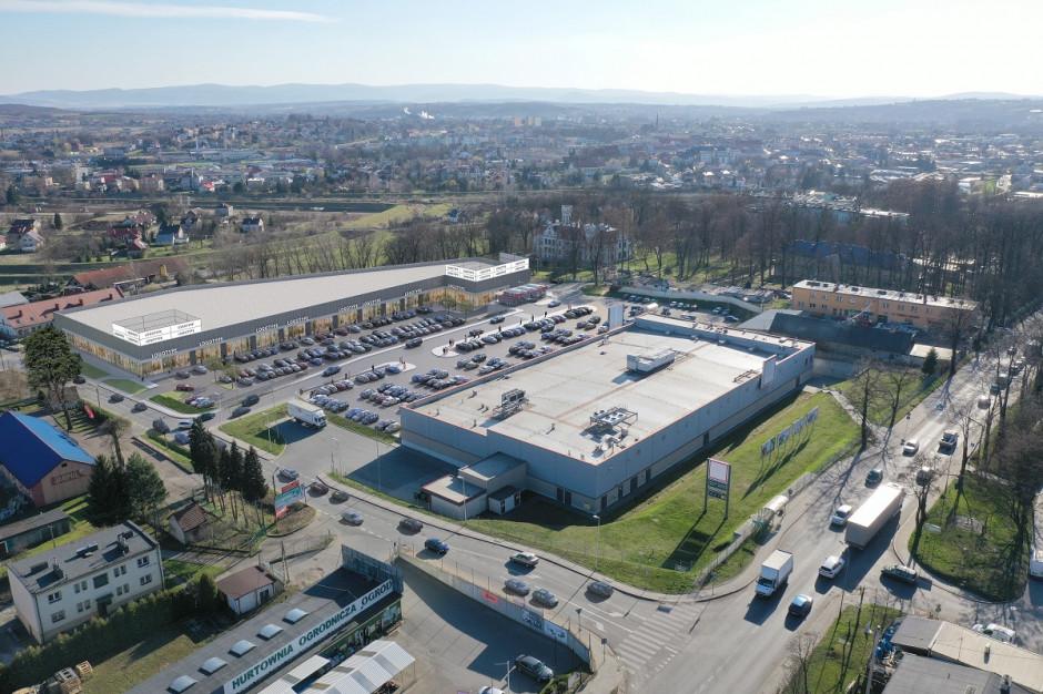 Wkrótce ruszy budowa Go! Park w Jaśle, obok Kauflandu