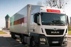 Poczta Polska wdrożyła aplikację dla przewoźników