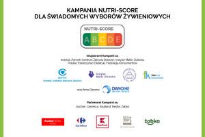 Producenci żywności oraz sieci handlowe promują system Nutri-Score